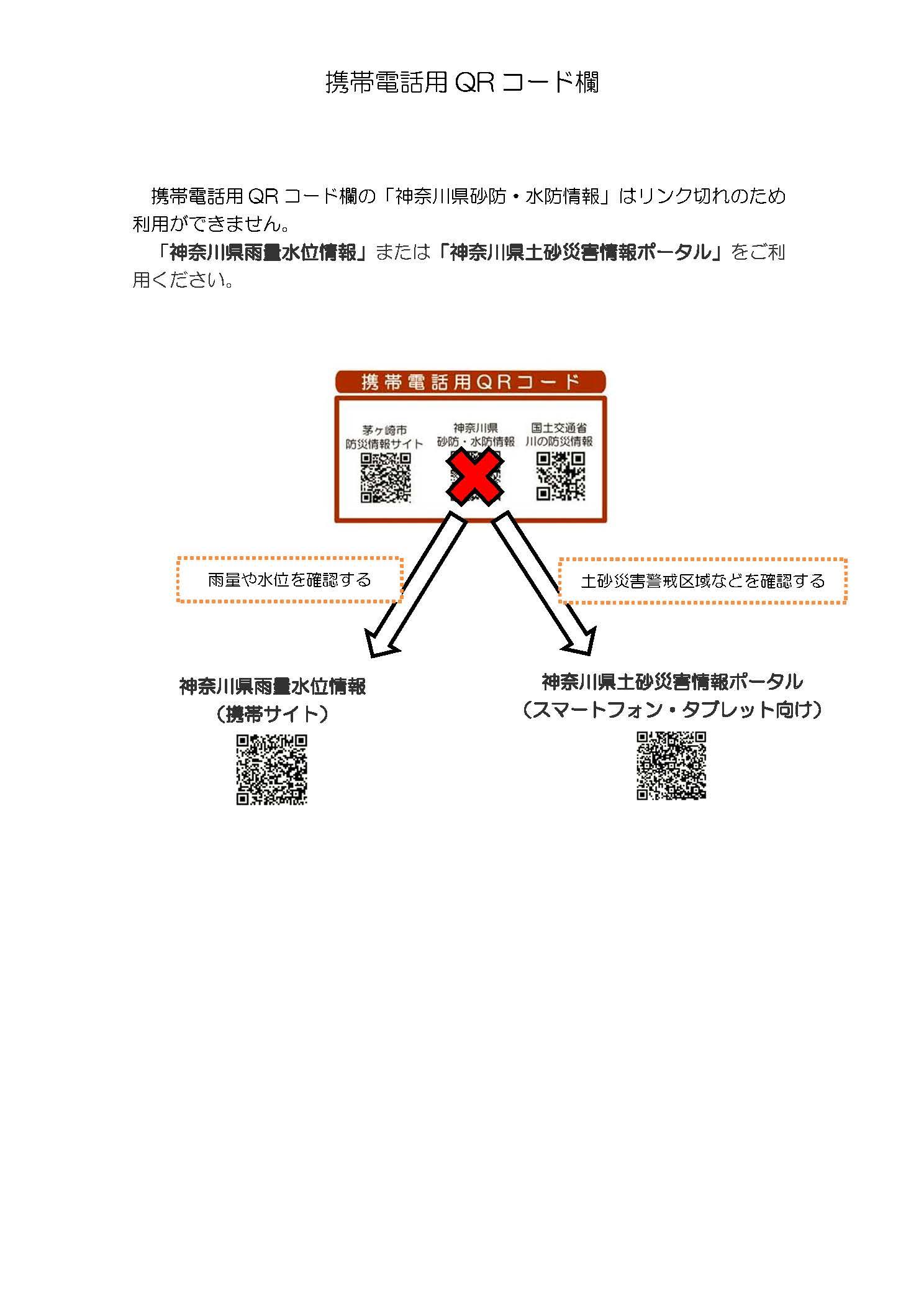 神奈川 県 土砂 災害 ポータル