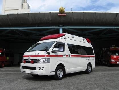 茅ヶ崎市消防本部 本署救急1