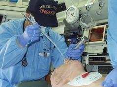 救急救命士の特定行為