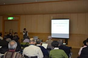 2012년 지역 복지 활동 교류회의 모습