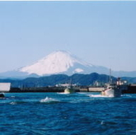 Start on a voyage of Eboshi rock cruise ship